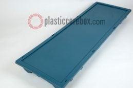 hq hw size plastic core box with lids