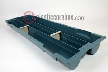 pq pw size core box core tray with seperators