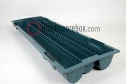 pq pw size plastic core box core tray